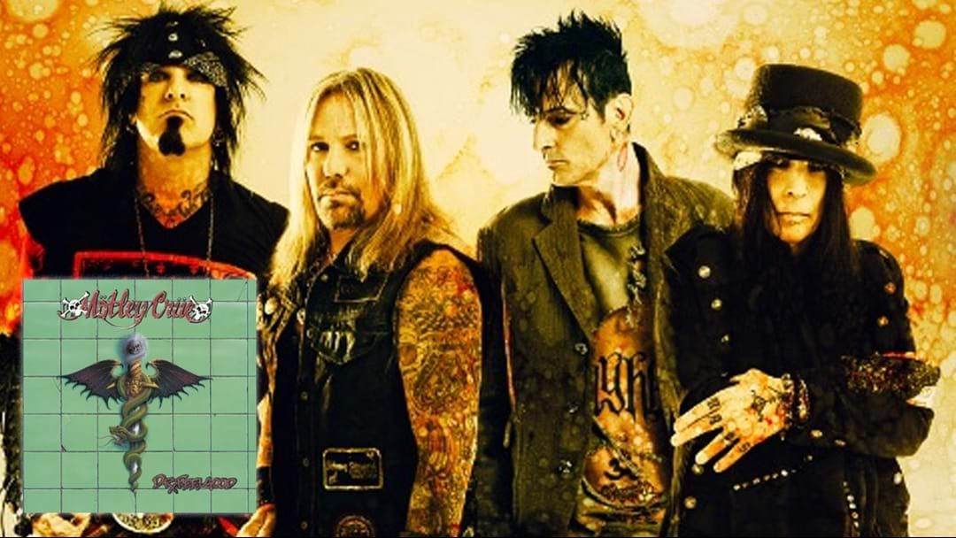 Article heading image for Mötley Crüe Announce 30th Anniversary Release Of Dr. Feelgood