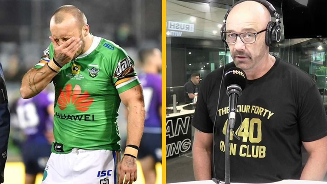 Article heading image for MG Makes A Call On The Canberra Raiders' Premiership Chances