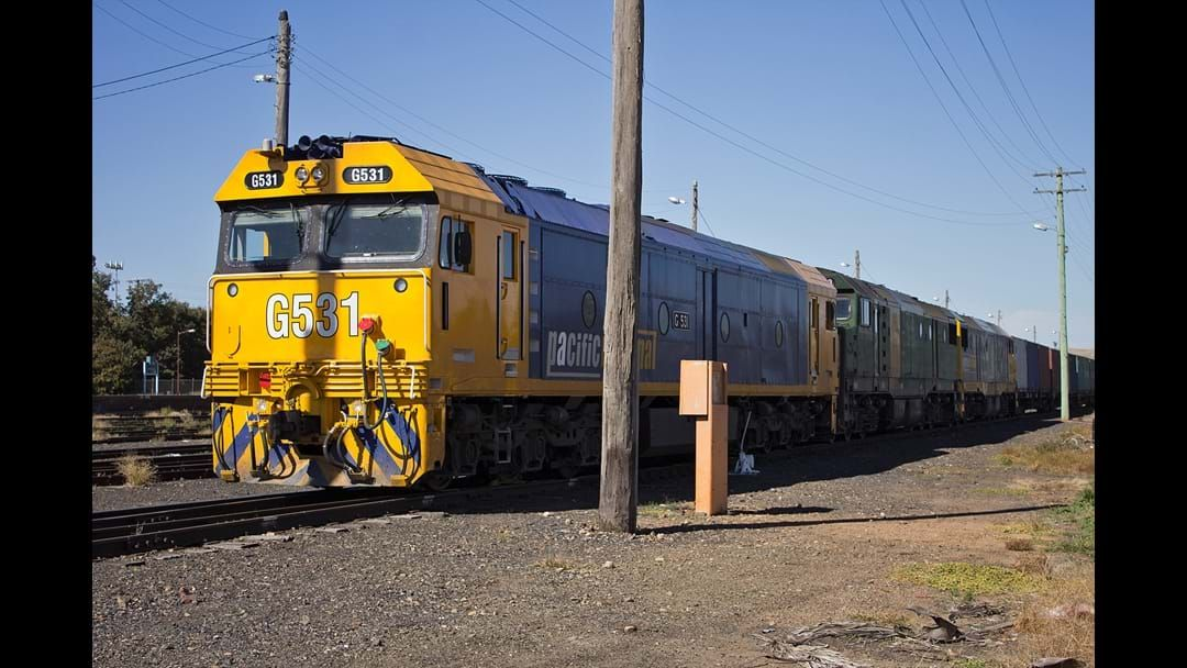 Article heading image for Albury's Inland Rail Conference to talk Melbourne to Brisbane Rail Project