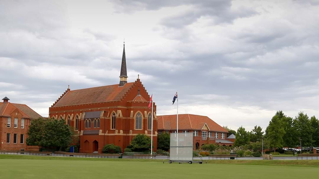Article heading image for Four Scotch College Students Have Been Suspended For Drug Use