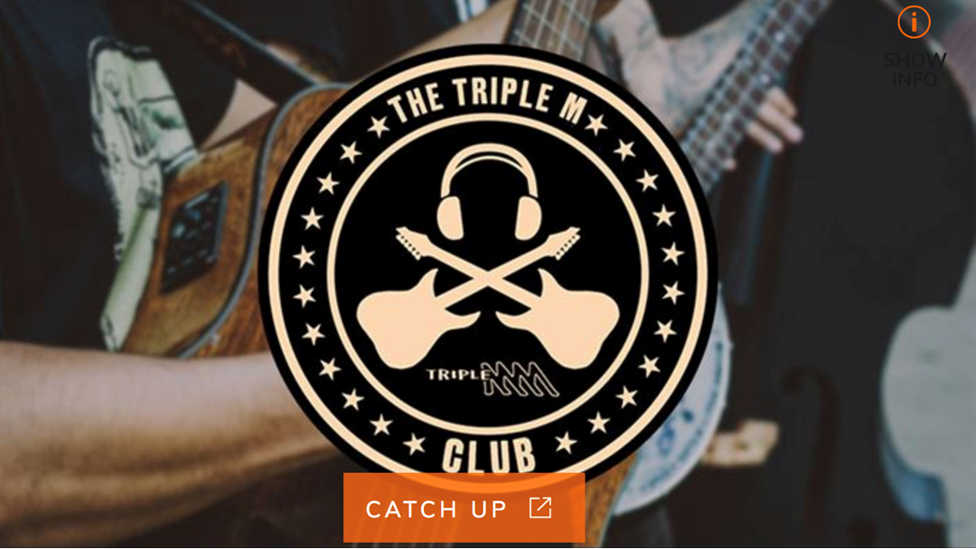 Article heading image for Catch-Up With The Triple M Club Show Now