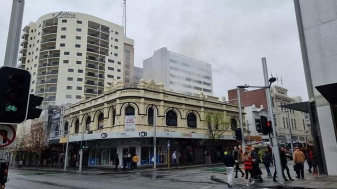 Article heading image for Investigations Into Mystery Perth CBD Blaze