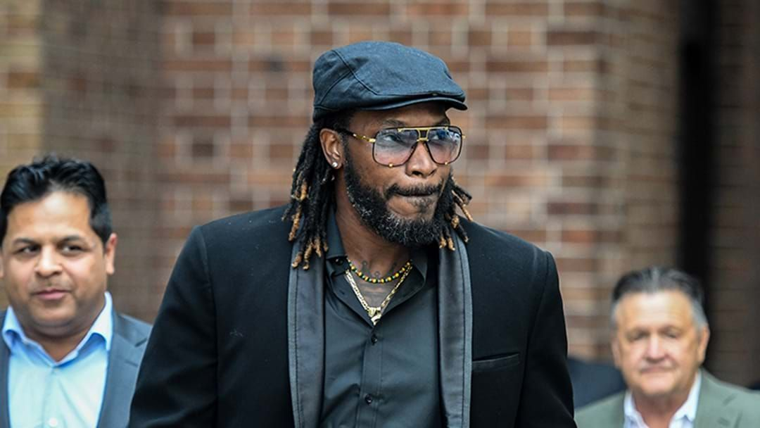 Article heading image for Chris Gayle Awarded $300,000 In Defamation Case