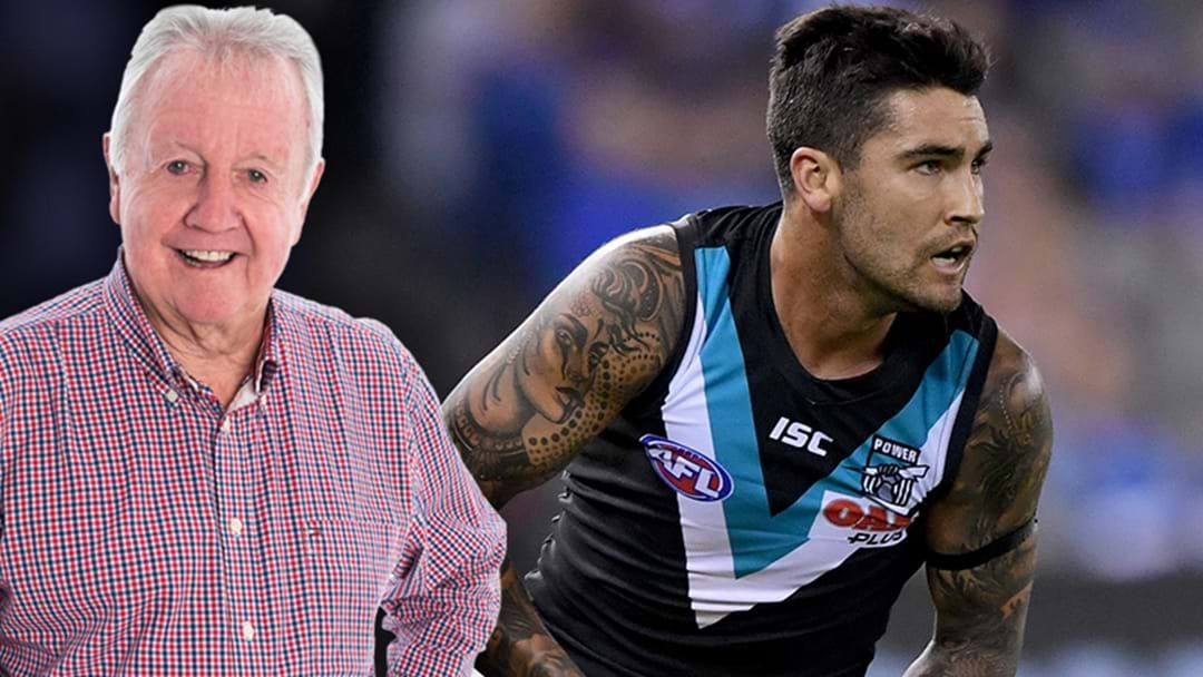 Article heading image for KG Smashes The Proposed Trade For Chad Wingard