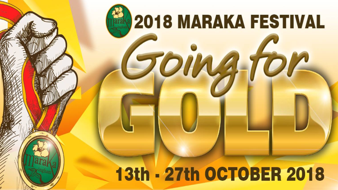 Article heading image for The Triple M Maraka Festival Starts This Weekend And You'll 100% Want To Be There