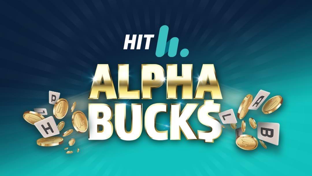 Competition heading image for Alphabucks