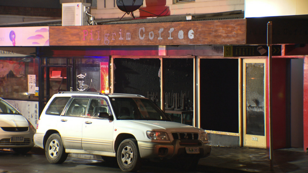 Article heading image for Pilgrim Coffee Destroyed In Fire Over Night