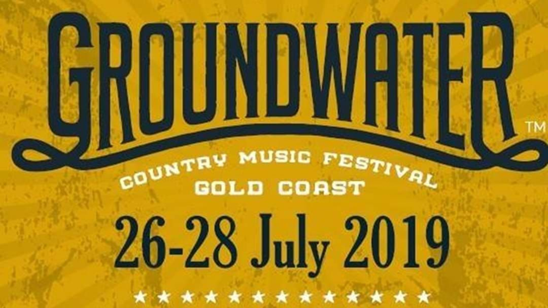 Article heading image for Groundwater Country Music Festival is This Weekend on The Gold Coast and It's FREE!