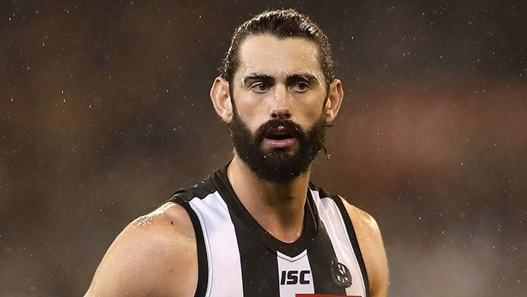 Article heading image for Tom Browne Gives An Update On Brodie Grundy's Contract Situation