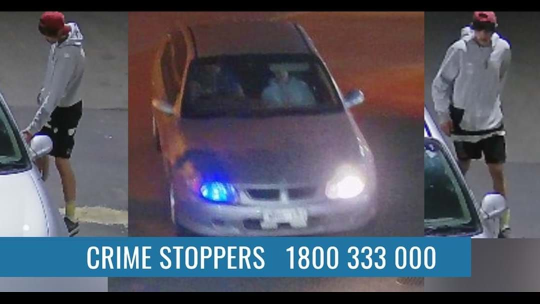 Article heading image for Stolen Plates Have Been Used In A Petrol Station Theft