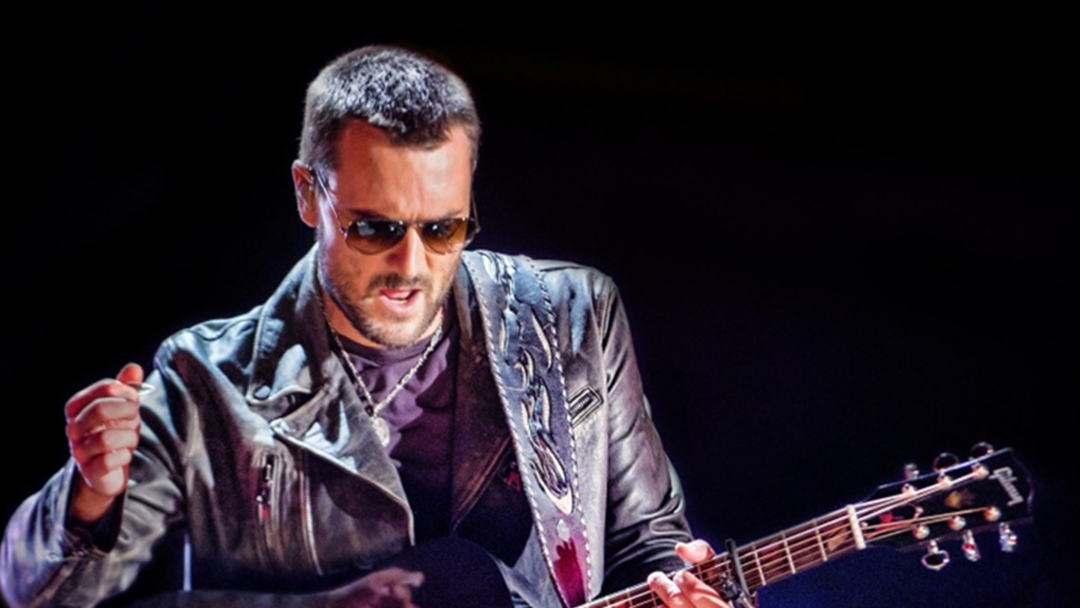 """Article heading image for Eric Church Scores No.1 With Song """"Some Of It"""""""