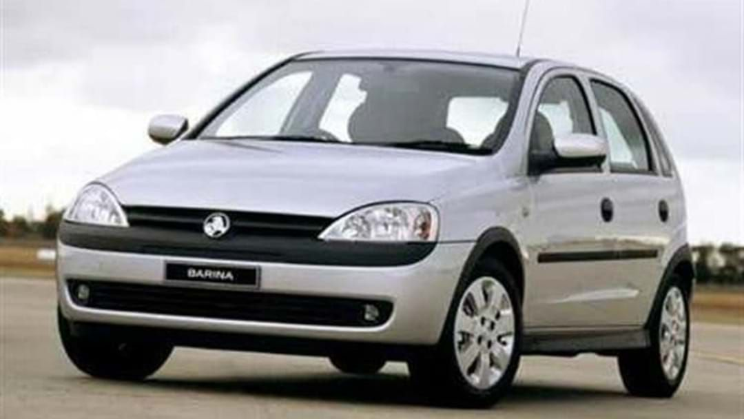 Holden Barina Leads Police On High Speed Chase | Triple M