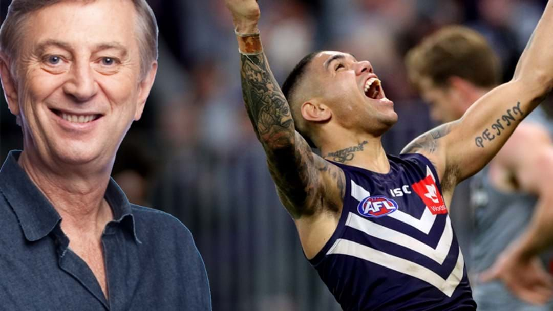 """Article heading image for Cometti On Son Son Walters: """"The Most Watchable Player In The AFL"""""""