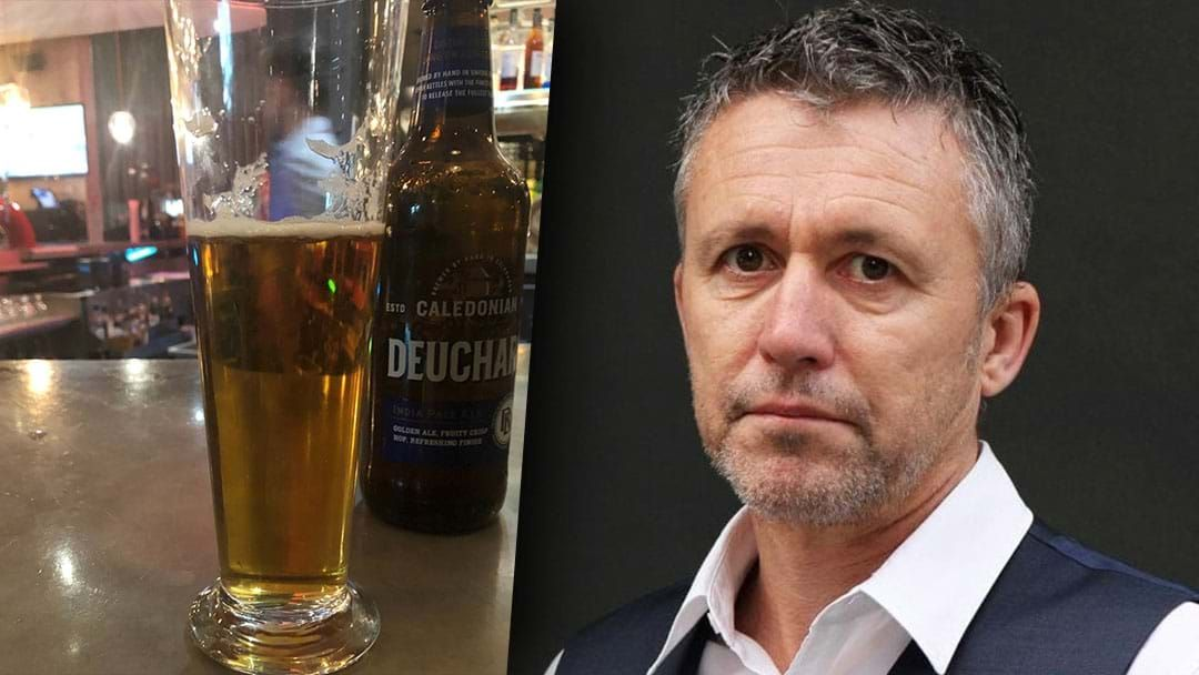 Article heading image for BEST OF 2019: When Cricket Journo Peter Lalor Explained How He Paid $100,000 For One Beer In Manchester