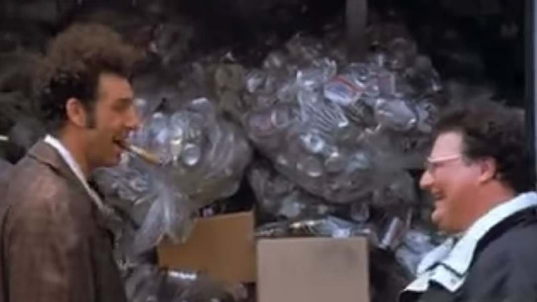 Article heading image for A Bloke From NSW Got Fined For Trying To Take Cans To SA In A Ploy Straight From Seinfeld