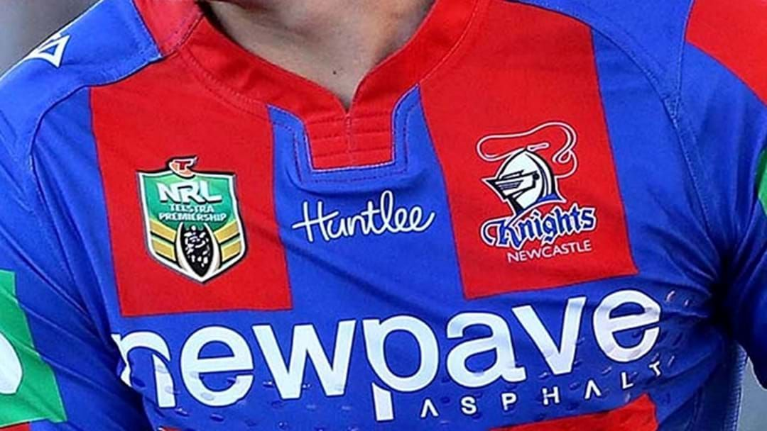 Article heading image for Knights Player Makes Shock Announcement