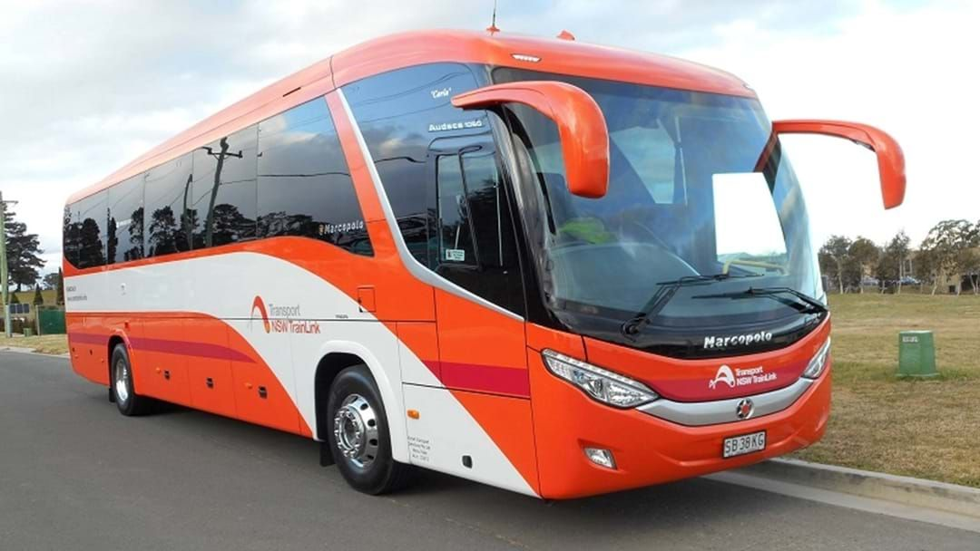 Article heading image for New Dubbo-Tamworth Bus Service Trial Commences