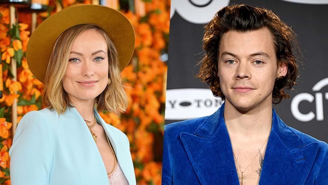 Article heading image for Harry Styles Is Reportedly Dating Olivia Wilde So Better Luck Next Time