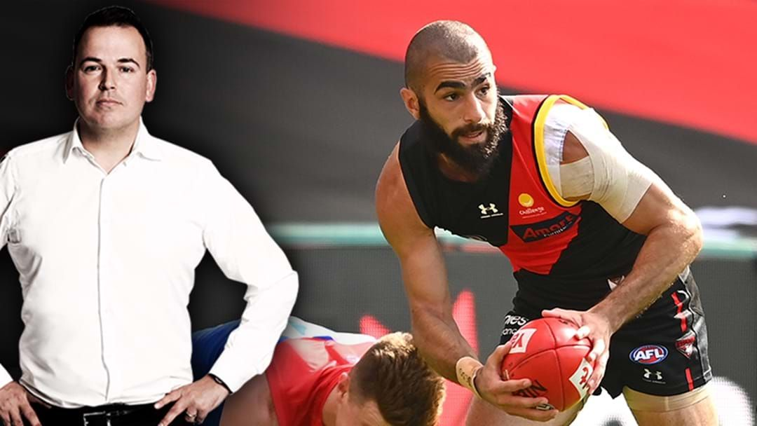 "Article heading image for Tom Browne Says Adam Saad Is ""Leaning Towards"" Carlton"