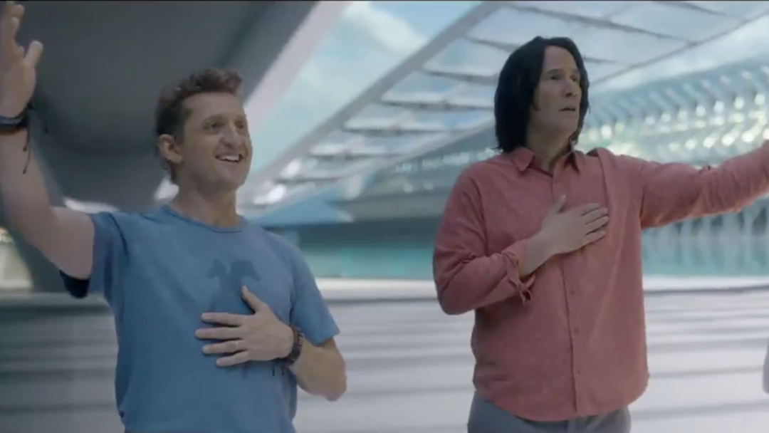 Article heading image for MOST EXCELLENT: Here's Your First Official Trailer For The New Bill & Ted Movie
