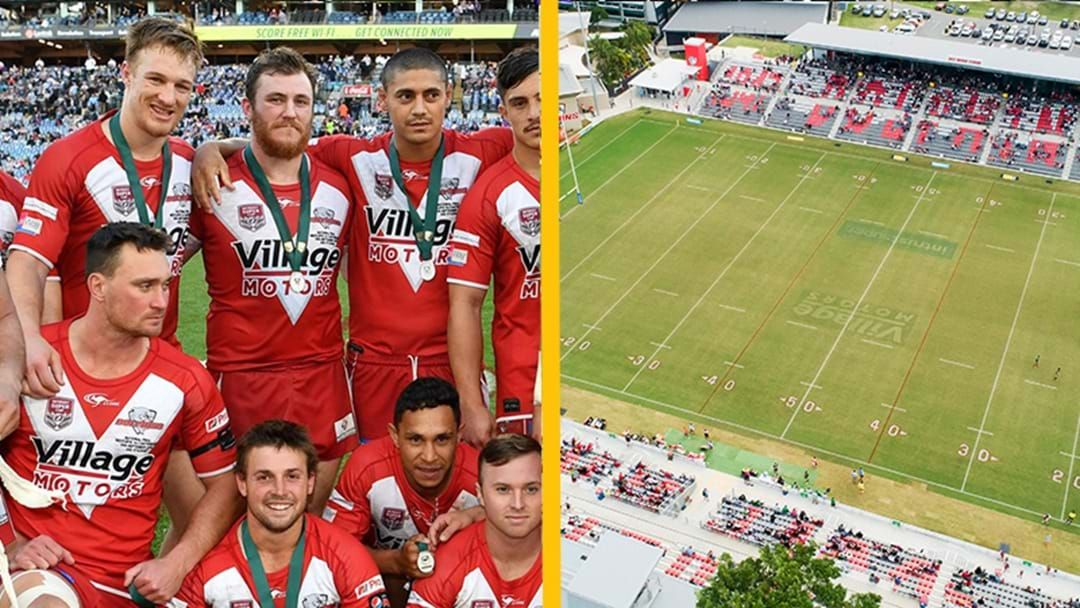 Article heading image for Redcliffe the 'Viable' option for 2nd Brisbane NRL Side and They Have A Trump Card They Can Play Next Year