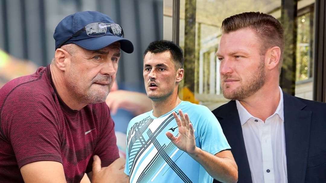 Article heading image for Bernard Tomic's Dad Had A Heated Confrontation With Sam Groth