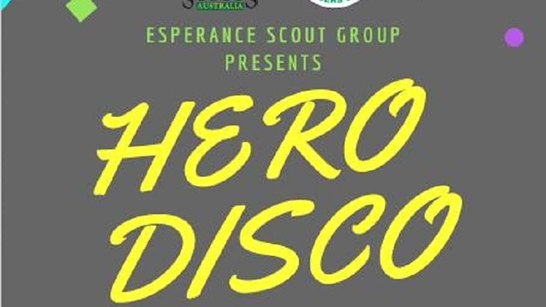 Article heading image for Esperance Scout Group - HERO DISCO