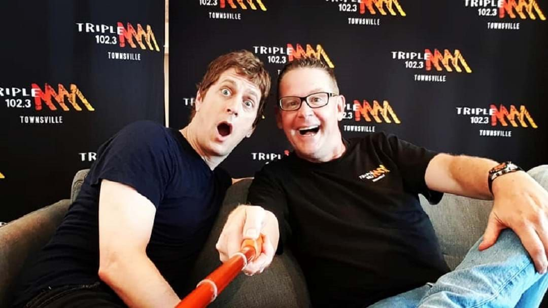 Article heading image for Rob Thomas Talks With Minty Ahead Of His Townsville Community Concert