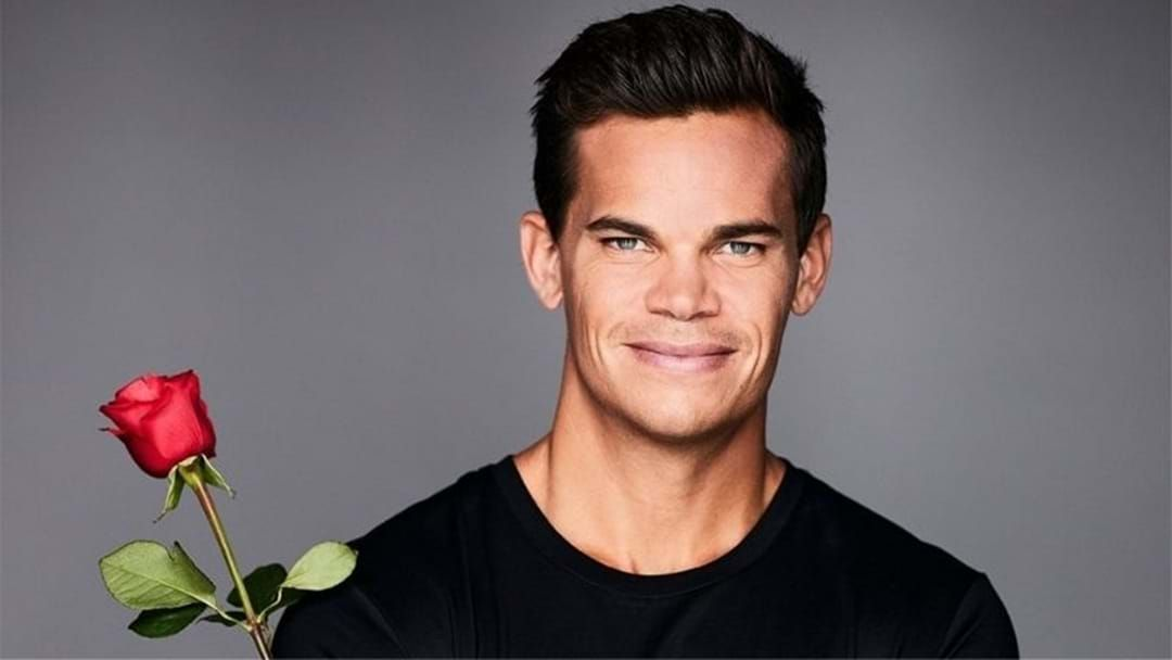 Article heading image for Bachelor Jimmy Reveals Whether His Girlfriend's Uncomfortable Watching His MANY Pash Scenes