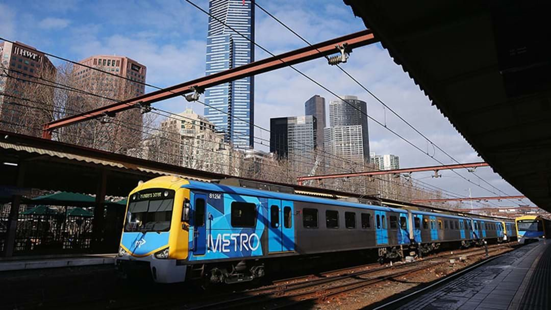 Article heading image for No Trains Will Be Stopping At Jolimont For The Footy At The MCG This Weekend