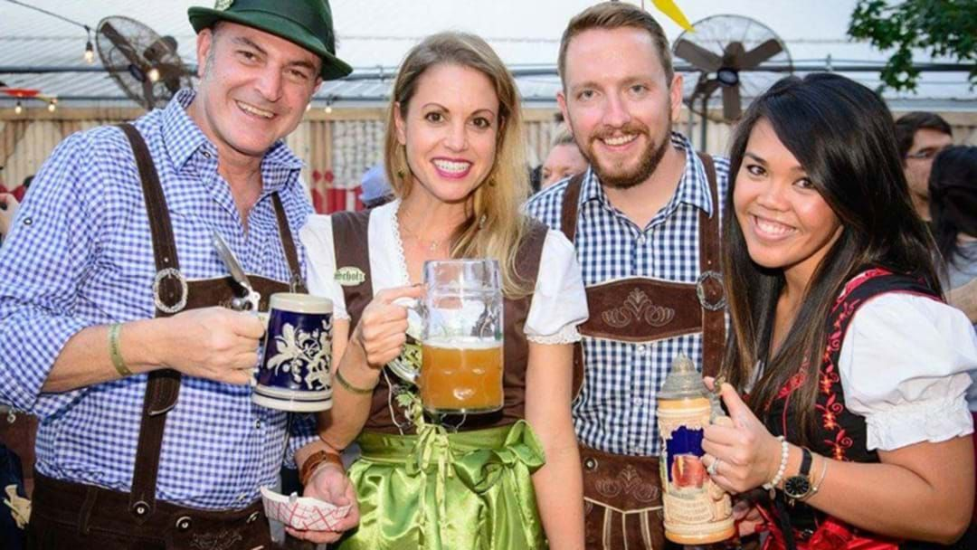 Article heading image for Need An Oktoberfest Fix? There's A Massive Beer Hall Event This Weekend In Perth, Ja!