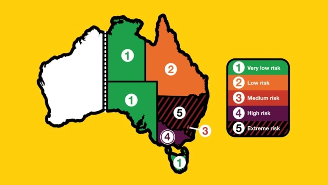 Article heading image for WA Border Closed To Eastern States Of Australia Until 2022