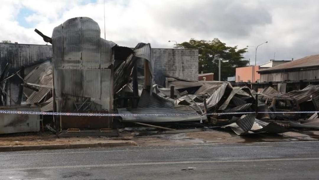 Article heading image for Two 12-Year-Old Girls Cause $2M Of Damages In Mareeba Arson Attack