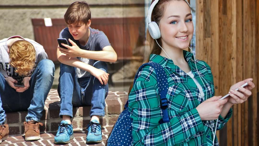 Article heading image for What Do The Kids Think Of The Mobile Phone Ban? We Found Out