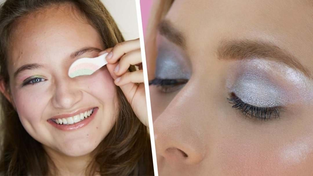 Article heading image for Stick-On Eyeshadow Is Here & It's Every Lazy Girl's Dream