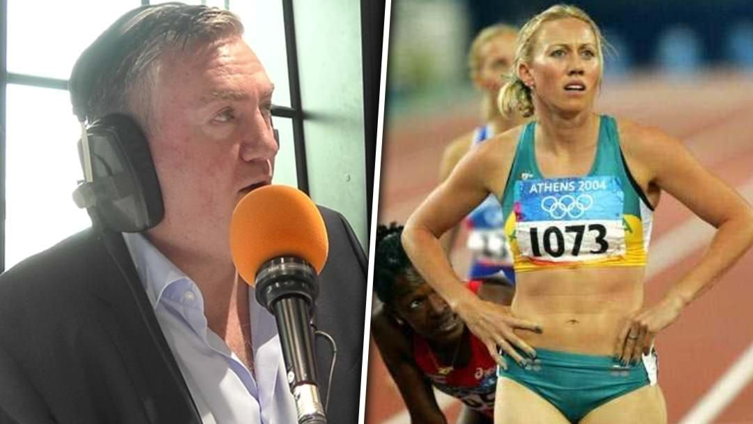 Article heading image for Eddie Outlines Why Athletics Australia Has Fallen