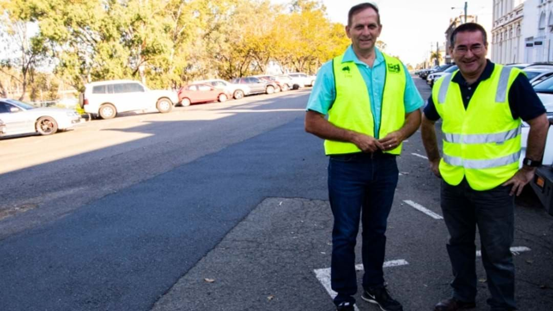 Article heading image for Quay Street NDRRA Works Being Next Week