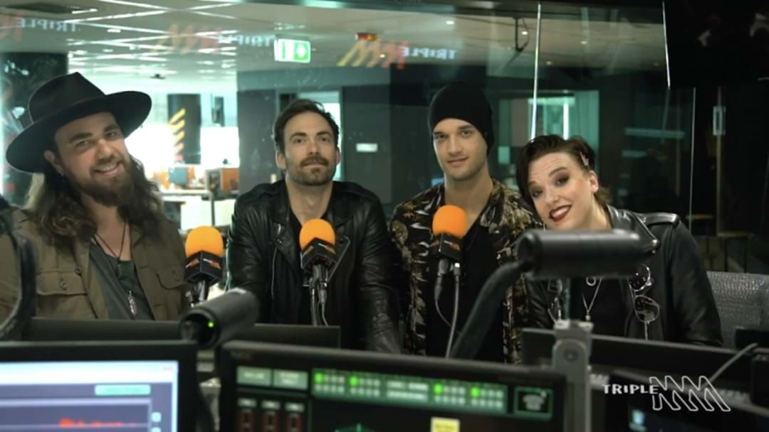 Article heading image for Halestorm Take On Triple M's Hard Questions Ahead Of Download Festival