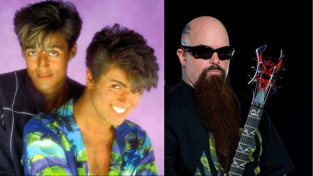 Article heading image for Some Legend Has Mashed Up Slayer With Wham And It Doesn't Suck