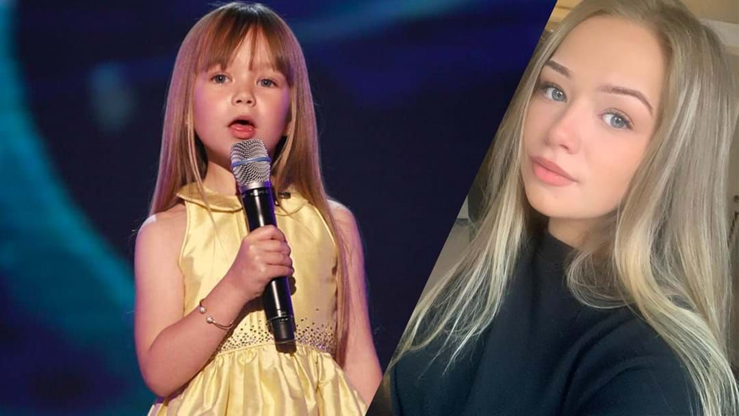 Article heading image for Britain's Got Talent Star Connie Talbot Has Resurfaced And Looks Totally Unrecognisable