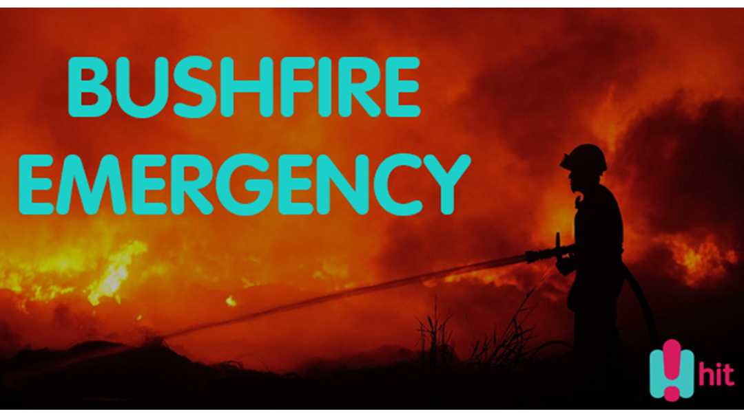 Article heading image for Bushfire EMERGENCY WARNING for an area bounded by Baroda Road to the north, Norm Road to the south, Collie-Tallanalla Road to the west and Collie-Williams Road to the east including southern parts of Yourdamung Lake in the Shire of Collie
