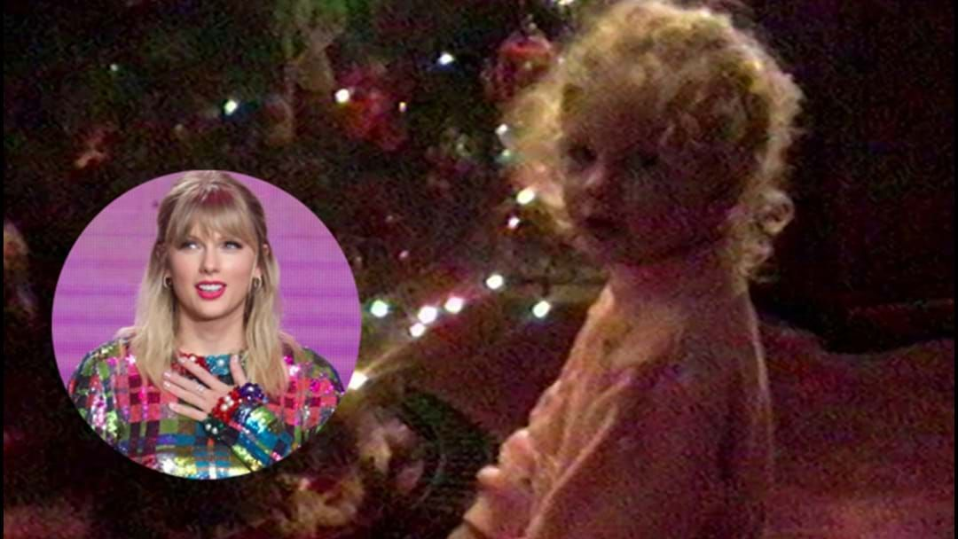 Article heading image for Taylor Swift Has Given Us A New Song For Christmas