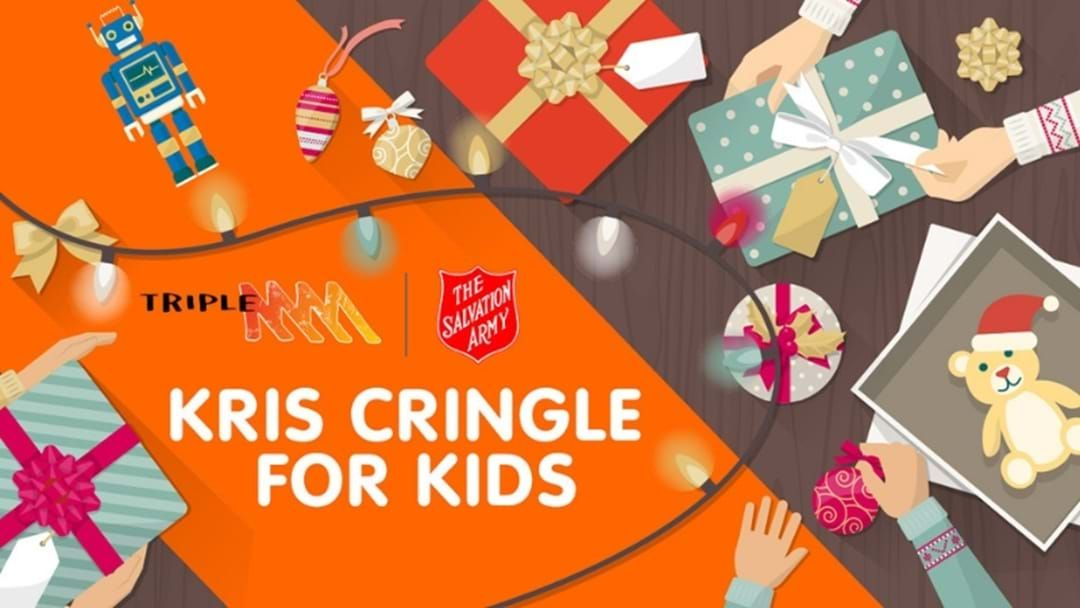 Article heading image for Donate Gifts For Hit Fraser Coast's Kris Cringle For Kids Appeal!