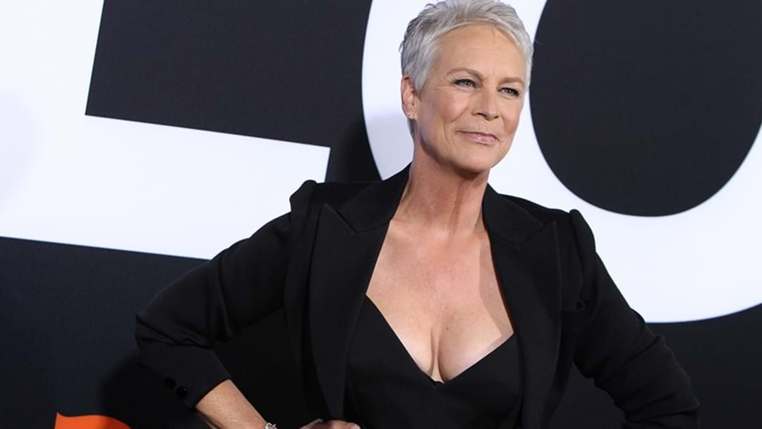 Article heading image for Hollywood Royalty Jamie Lee Curtis Chats With The Big Breakfast