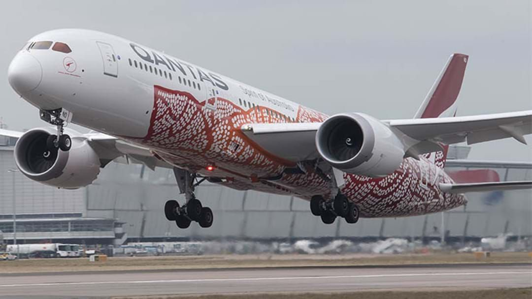 Article heading image for Qantas Testing Out Direct Flight From New York To Sydney This Weekend!