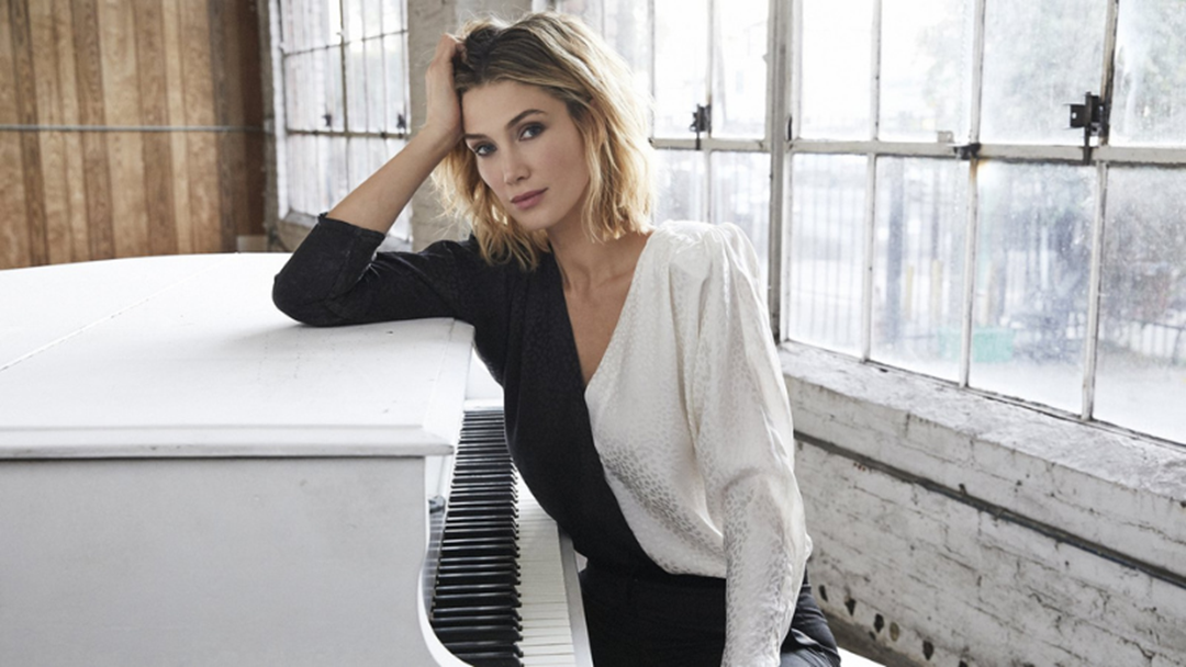 Article heading image for Delta Goodrem To Put On A Show For Global Citizen Live At The Opera House Tonight!