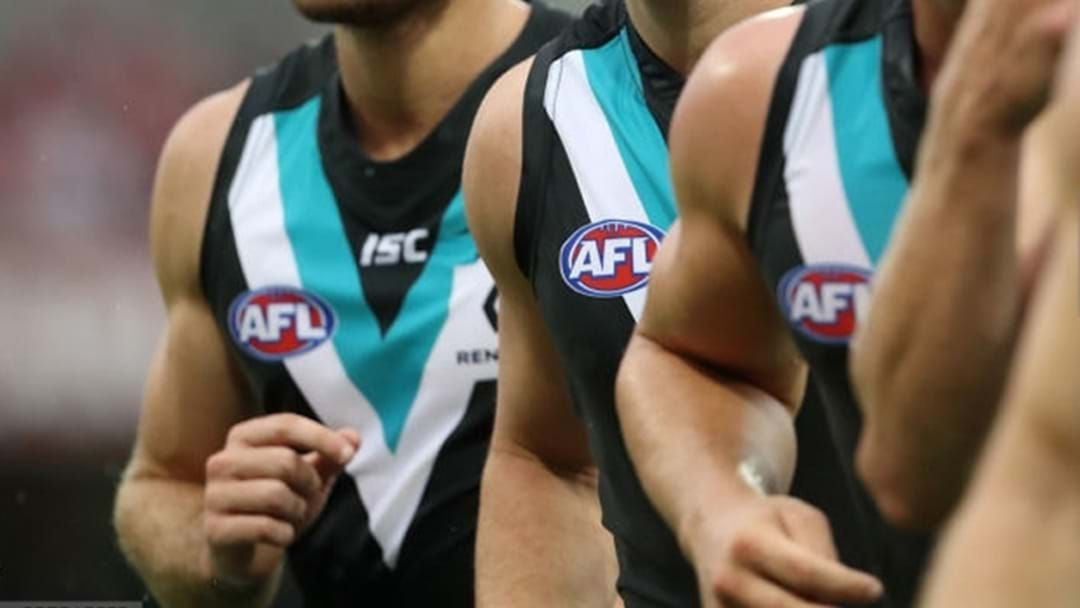 Article heading image for Port Adelaide Player Nearly Changed His Number This Weekend