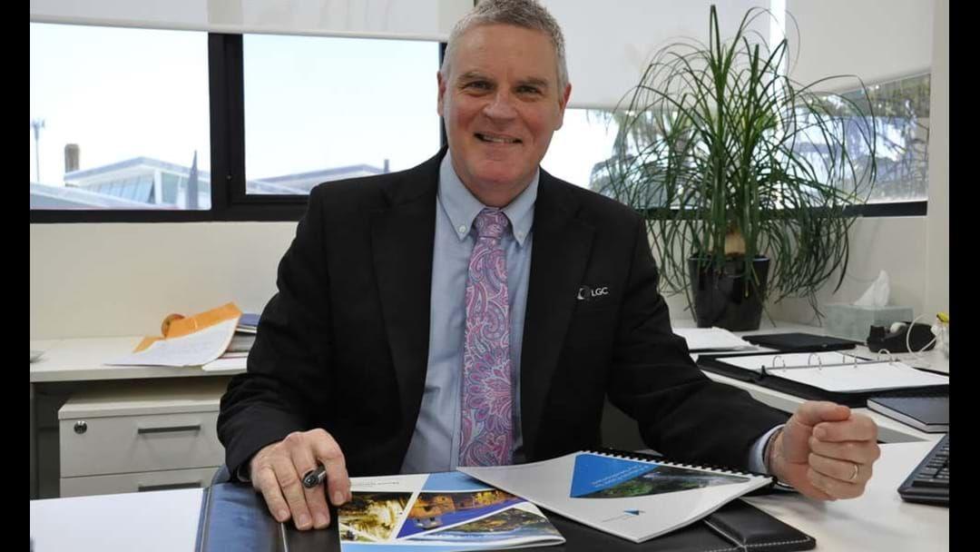 Article heading image for CEO Mark McShane announces retirement