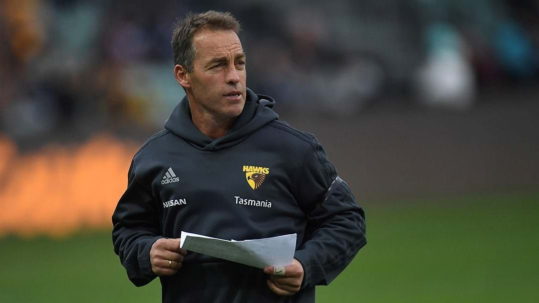 Article heading image for Browne: North Melbourne Enquiring About Alastair Clarkson
