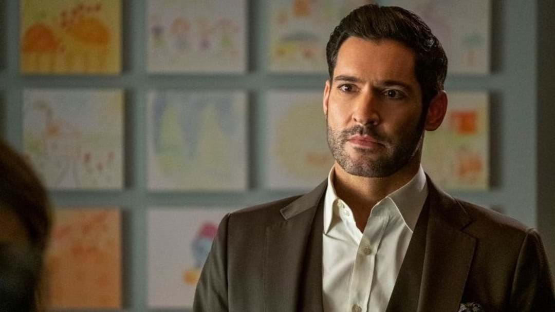 Article heading image for Tom Ellis Has Given Us A Glimpse Into Lucifer Season 6